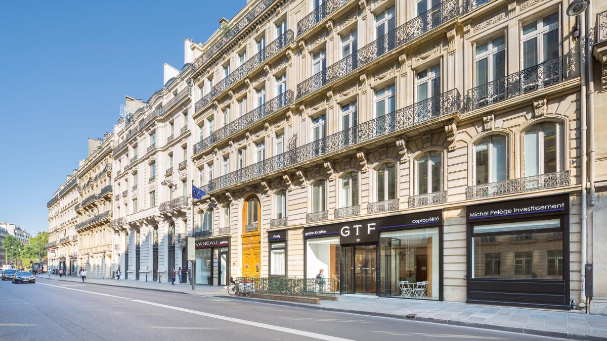 gtf immobilier paris